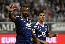 """""""Lyon"""" nepasinaudojo proga užsiropšti į """"Ligue 1"""" viršūnę"""