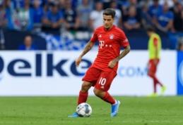 """Edersonas: """"Su Coutinho """"Bayern"""" tapo vienais iš favoritų laimėti Čempionų lygą"""""""