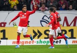 """""""Mainz"""" iškovojo svarbią pergalę Vokietijoje"""