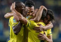 """Villarreal"" įsirašė dar vieną pergalę ""La Liga"" pirmenybėse"