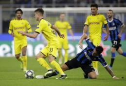"""ČL: """"Inter"""" pranoko BVB, """"Barcelona"""" turėjo problemų Prahoje"""