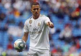 """E. Hazardas praleis rungtynes su """"Mallorca"""""""