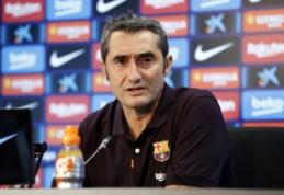 """E. Valverde: """"Nesitikime, kad """"El Clasico"""" bus perkeltas į """"Santiago Bernabeu"""""""