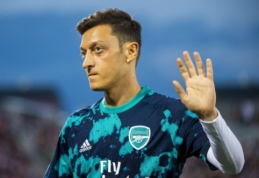 """M. Ozilas nesiruošia palikti """"Arsenal"""" ekipos"""