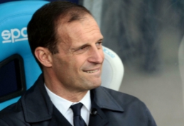 """Tuttosport"": M. Allegri artėja link susitarimo su ""Man Utd"""