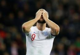 Anglų nesėkmė prieš čekus – pirmoji per pastaruosius dešimt metų