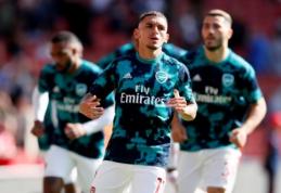 """L. Torreira pasiruošęs kovoti dėl savo vietos """"Arsenal"""" gretose"""