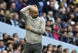 """J. Guardiola nesijaudina dėl """"Liverpool"""" persvaros: """"Dar tik spalio mėnuo"""""""