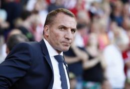 """B. Rodgersas: """"Liverpool"""" įsitikino, kad už gerus žaidėjus reikia sumokėti"""""""