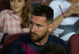 F.Capello - apie nepavykusį bandymą pasiskolinti L.Messi