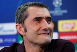 E.Valverde: L.Messi sublizgėjo, nors ir buvo pavargęs