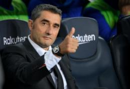 """E. Valverde: """"Svarbu laimėti tokio tipo rungtynes"""""""