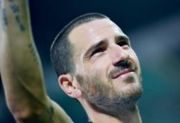 """""""Juventus"""" pratęs sutartį su L.Bonucci"""