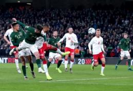 Prieš airius nepralaimėjusi Danija – Europos čempionate, italai sumindė armėnus