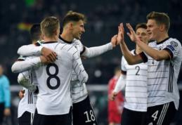 Vokietija, Nyderlandai ir Kroatija – kitų metų Europos čempionate