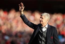"""Su """"Bayern"""" sietas A.Wengeras įsidarbino FIFA"""