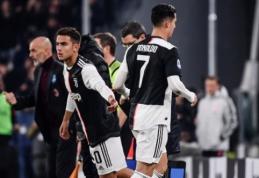 """F. Capello: """"Ronaldo negerbia nei savo trenerio, nei savo kolegų"""""""