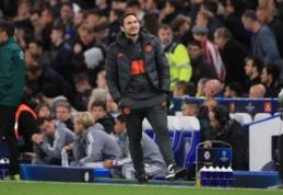 """F. Lampardas: """"Negaliu paaiškinti, kas įvyko šiose rungtynėse"""""""