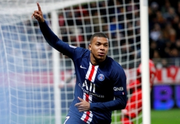 PSG siūlo itin pelningą kontraktą K.Mbappe