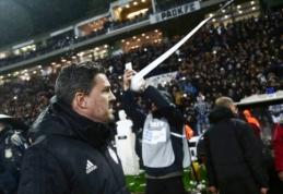 """""""Celta"""" komandos vairą perima buvęs """"Barcelona"""" akademijos treneris"""