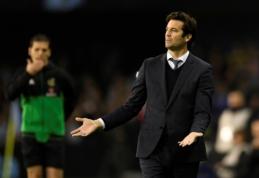"""S. Solari gali grįžti į """"La Liga"""" pirmenybes"""