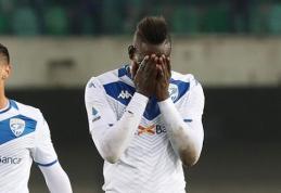 """""""Brescia"""" ruošiasi atsisveikinti su M. Balotelli"""