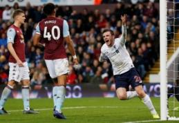 """""""Liverpool"""" išsigelbėjo rungtynių pabaigoje, """"Man City"""" turėjo vargo su """"Southampton"""""""