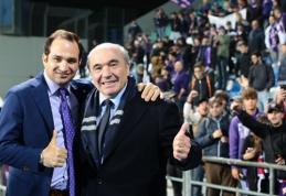"""""""Fiorentina"""" savininkas žada sirgaliams naują stadioną"""