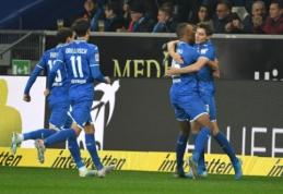 "Vokietijoje - lengva ""Hoffenheim"" ekipos pergalė"
