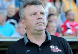 """Oficialu: V. Čeburinas palieka """"Sūduvą"""""""