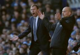 """Nykioje """"Arsenal"""" ir """"Everton"""" komandų dvikovoje – nulinės lygiosios"""