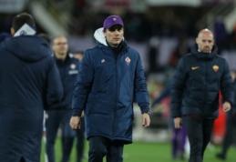 """""""Fiorentina"""" antrąkart atleido V. Montellą"""