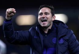 """F.Lampardas prieš būsimą mūšį: """"Tai ne mano ir Jose šou"""""""