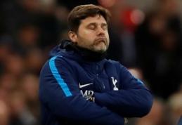 """M.Pochettino taikosi į """"Man City"""" trenerio postą"""