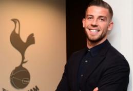 "T. Alderweireldas susiejo ateitį su ""Tottenham"""