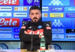 """Oficialu: G. Gattuso stoja prie """"Napoli"""" vairo"""