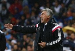 """Arsenal"" pradeda derybas su C.Ancelotti"