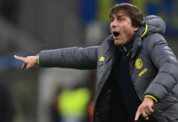 """A. Conte: """"Viskas turėjo baigtis kitaip"""""""