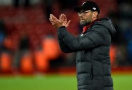 """J. Kloppas užfiksavo naują """"Liverpool"""" klubo rekordą"""