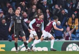 """Anglijoje – dar viena """"Leicester"""" ekipos nesėkmė"""
