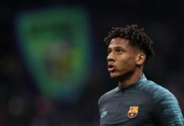 """Oficialu: """"Barcelona"""" gynėjas išvyksta rungtyniauti į Vokietiją"""