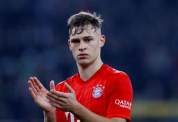 """J. Kimmicho žinutė """"Bayern"""" vadovams: """"Komandai reikia pastiprinimo"""""""