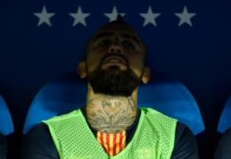"""E. Valverde: """"Vidalis lieka su mumis"""""""