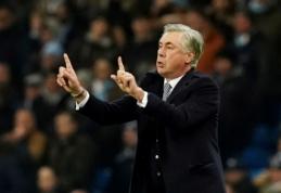 """C. Ancelotti atskleidė, kad galėjo atsidurti prie """"Liverpool"""" vairo"""