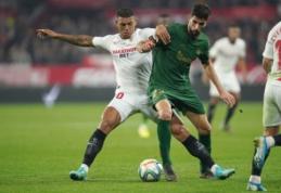 """""""Sevilla"""" ir """"Athletic Bilbao"""" klubų dvikovoje –lygybė"""