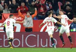 """La Liga"": ""Sevilla"" ir ""Villarreal"" pranoko savo oponentus"