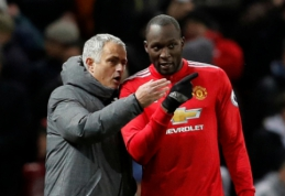 """R. Lukaku: """"Mourinho su """"Man Utd"""" galėjo pasiekti geresnių rezultatų"""""""