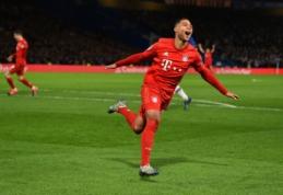 """Čempionų lyga: """"Bayern"""" šou Londone ir """"Barcelona"""" lygiosios su """"Napoli"""""""