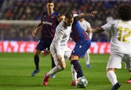 """""""Real"""" košmaras Valensijoje: pralaimėjimas, prarasta lyderio pozicija ir atsinaujinusi E. Hazardo trauma"""