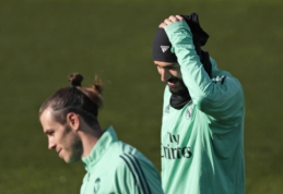 "Spauda: K.Benzema pratęsė kontraktą su ""Real"""